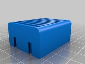 Custom SD card holder