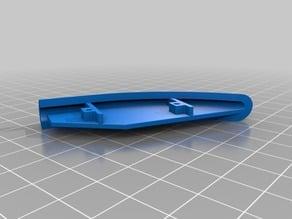 Xiaomi M365 deck rear cap