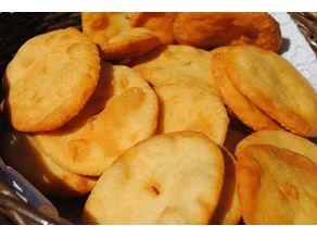 Fried Cake Mold / Molde Torta Frita (traditional receptacle Uruguay)