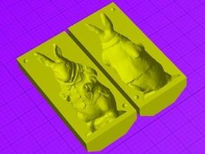 Bunny Mold
