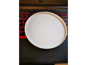 XL Diamond painting tray Round