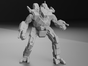 SDR-5K Spider for Battletech
