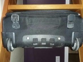 Suitcase Foot