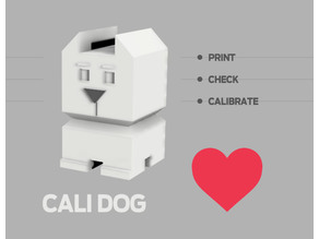 Cali Dog - The Calibration Dog