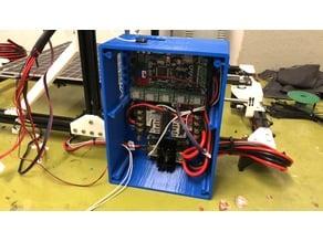 Board Case for MKS Gen L V1 and triple MOSFET + Fan