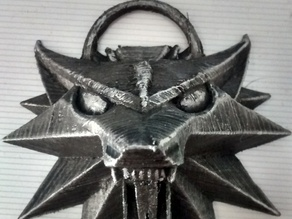 The Witcher Medallion