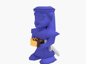 Low Poly Nephi LDS