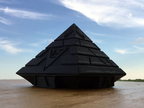 Pyramid Starship