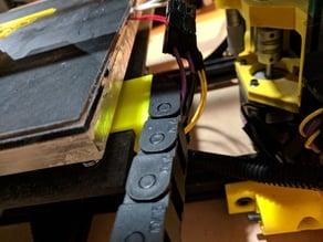 Carbon Fiber Y-Axis tray Chain Anchor & Lock