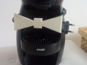 Gravata maquina café - Necktie for coffee machine - Dolce Gusto