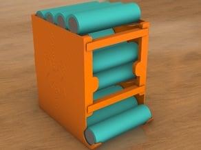 18650 Battery Dispenser