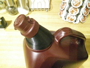 Chocolate Syrup Adapter
