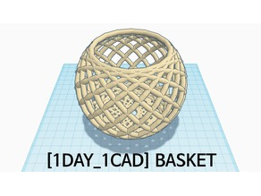 [1DAY_1CAD] BASKET