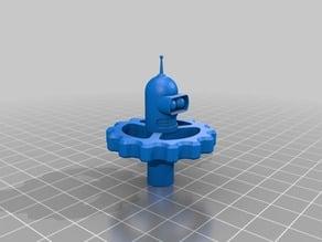 Ender 3 - Extruder Knob with Bender