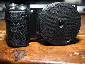 Sony NEX Pinhole Lens 24mm 50mm