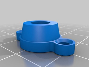 Direct Feed top for Creative Tools filament filter.
