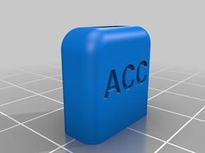 BITalino Accelerometer (ACC) Sensor Housing by BEE Very Creative