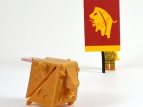 GOT Lannister Lion Sigil