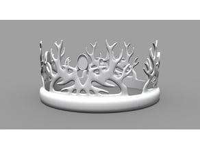 Tommen Crown Simple