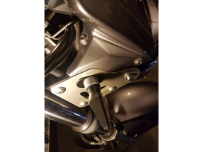 SV650 Indicator Spacer and Adapter