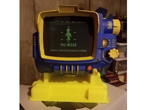 Fallout 4 Pip-Boy 3000 Display Stand