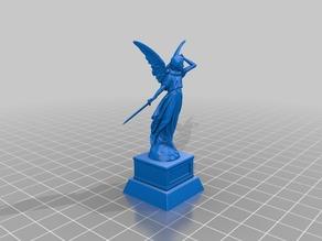 Angelic Goddess Statue