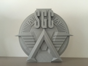 Stargate Command Emblem