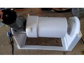 3D Printable Ball Mill