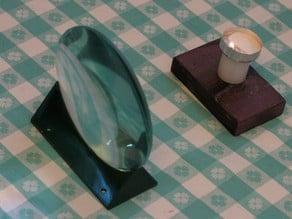 5-inch lens holder