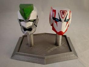 Tiger & Bunny Helmets