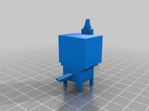 pixel series--unicorn