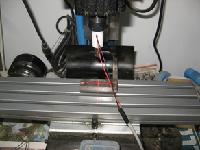 "usb connection, laser edge and center finder for taig mini mill,Laser 3/8"" Shank"