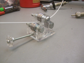 Small Wire Bender