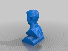 Kinectv1 Scan Bust