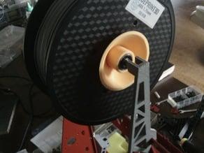 Prusa P3steel spool holder