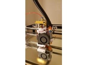 Smartrapcore Alu Mk8 Extruder mount