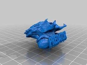 Predator Fidget Spinner Cap