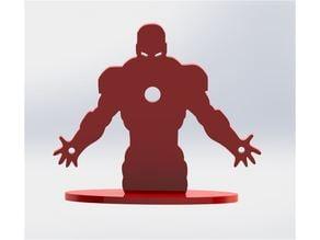 Iron Man 2D