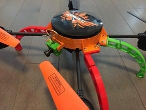 Mod for U829a Quadcopter