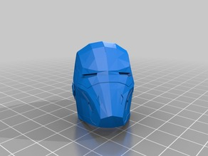 Iron Man Shogun Mk40 Helmet