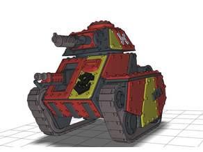 Grot tank (Type A)