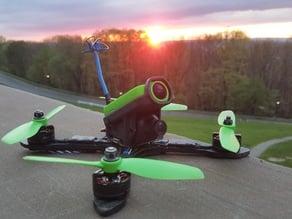 Foxeer Legend mount for Shrike / X Quad