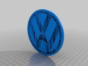 VW - Volkswagen Badge