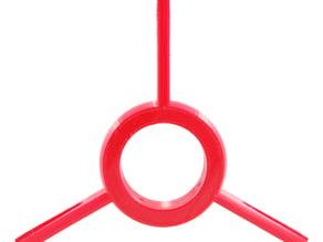 One-print Customisable Filament Holder