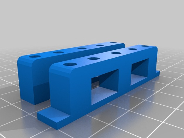 Indy 250 plus landing gear spacer by ltmno thingiverse for Flying spaces gebraucht