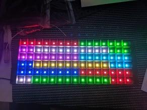 WS2812b Modular Board