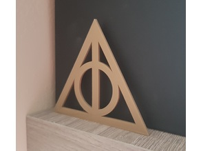 Harry Potter, Deathly Hallows Book End