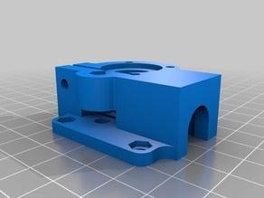1.75mm Filament Drive - Makergear M2 Tapir Shroud