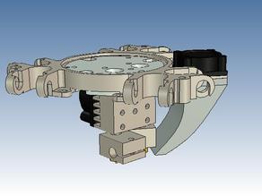 Chimara mount for original BI effector
