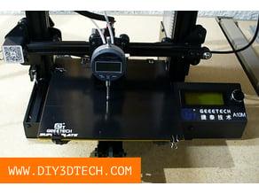 GeeeTech A10M Dial Indicator Bed Leveler!